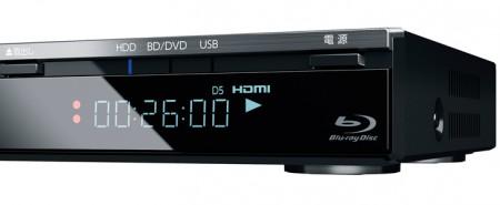 Toshiba анонсировала BD-рекордеры BDR-Z260 и BDR-Z250