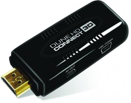 Dune HD анонсировала самый маленький в мире  FullHD медиаплеер на выставке IFA