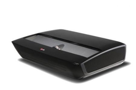 LG выпустила «лазерный» проектор с 100-дюймовым экраном