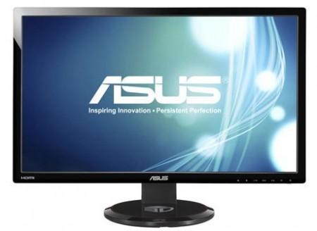 Монитор ASUS VG278HE отличается кадровой частотой 144 Гц