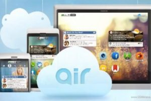 Nokia готовит к запуску облачный сервис Nokia AIR