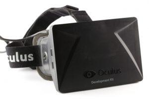 #видео | Управление летательным дроном при помощи Oculus Rift