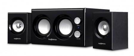 TopDevice представляет мощную акустическую систему TDM-505