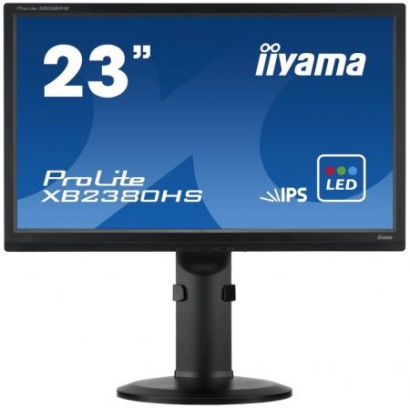 Монитор iiyama ProLite XB2380HS-1 с IPS-матрицей