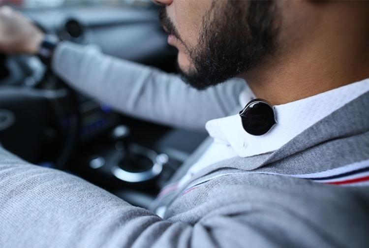 Kickstarter-проект Senstone: носимый смарт-диктофон для умных мыслей»