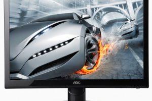 В продаже появился 27-дюймовый монитор AOC e2752Vh