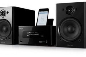 Denon анонсировала аудиосистемы DRA-N5 и RCD-N8