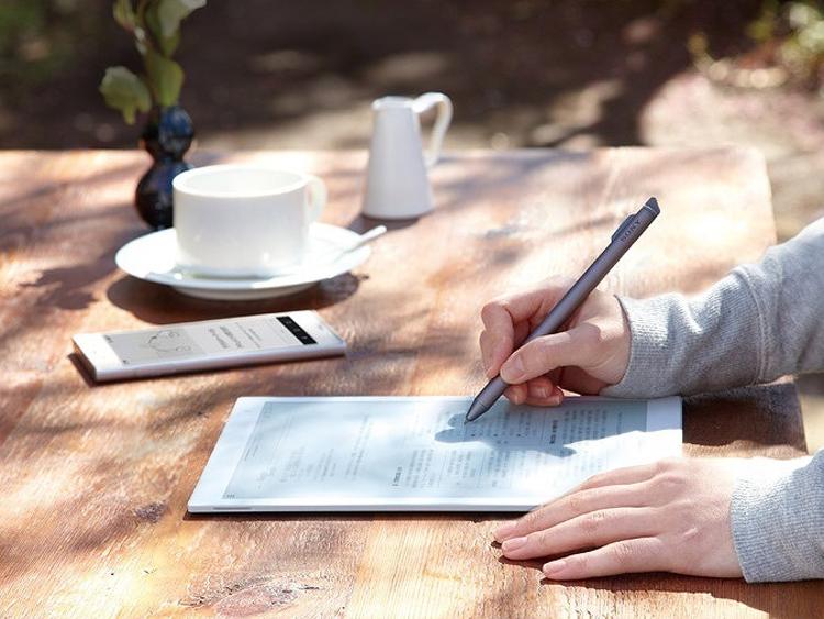 Sony DPT-CP1: планшет с 10,3-дюймовым экраном E Ink»