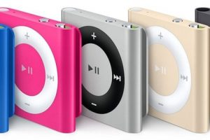 Плееры Apple iPod nano и iPod shuffle стали частью истории»