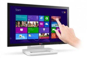 LG ET83 Touch 10 можно трогать сразу двумя руками