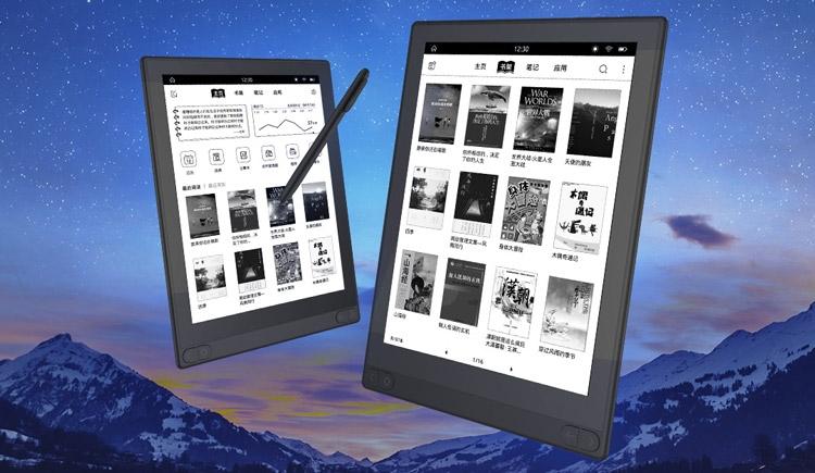 Likebook Note T103: 10,3-дюймовый блокнот с экраном E Ink и подсветкой»
