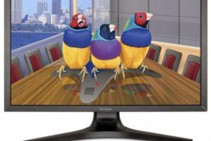 ViewSonic показала 27-дюймовый монитор VP2770-LED