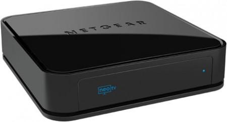 NETGEAR анонсировала медиабокс NTV200S NeoTV Pro HD