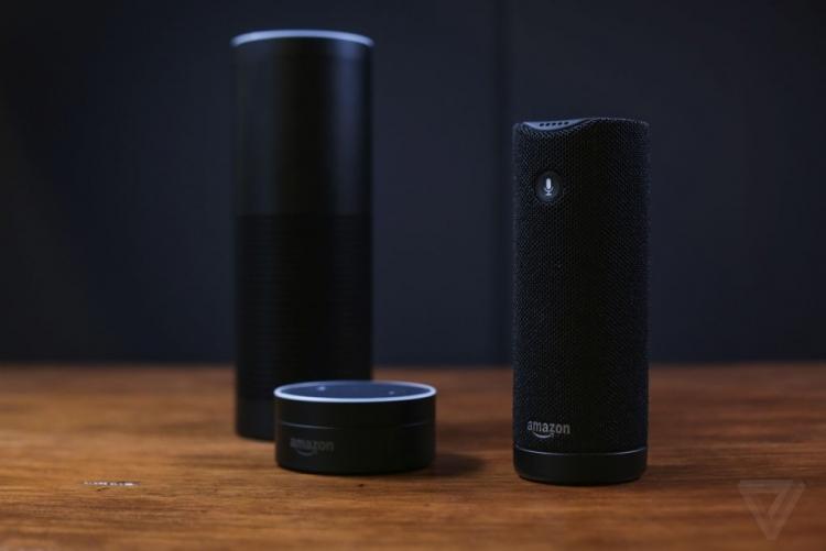 AmazonEcho Dot иTap: два новых смарт-устройства с голосовым управлением»