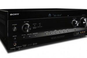 Sony анонсировала выход ресивера STR-DN1030 в России