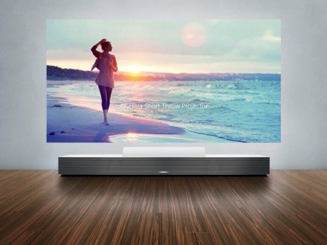 #CES | Sony представила шикарный домашний 4K-проектор