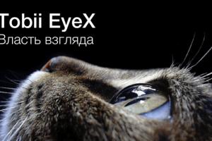Tobii EyeX: власть взгляда