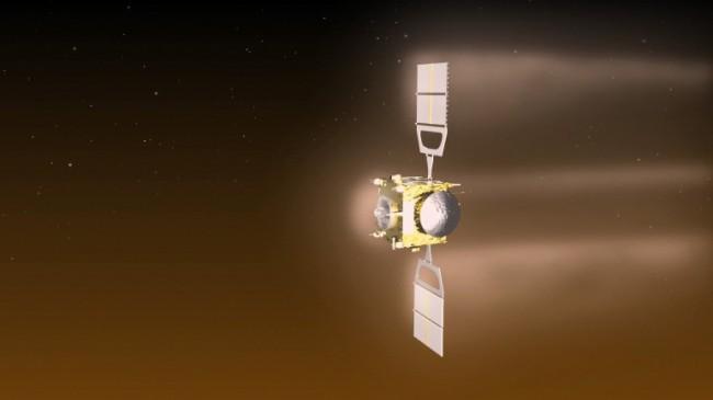 Европейское космическое агентство сообщает о потере зонда «Венера-экспресс»