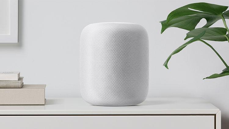 Apple анонсировала «умную колонку» HomePod»