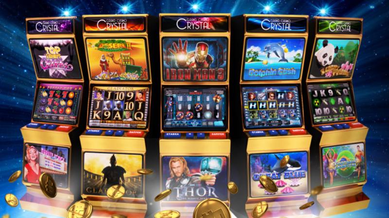 Columbus Casino предоставляет открытый доступ к лучшим игровым новинкам