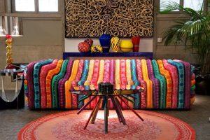 Текстильные изделия в интерьере